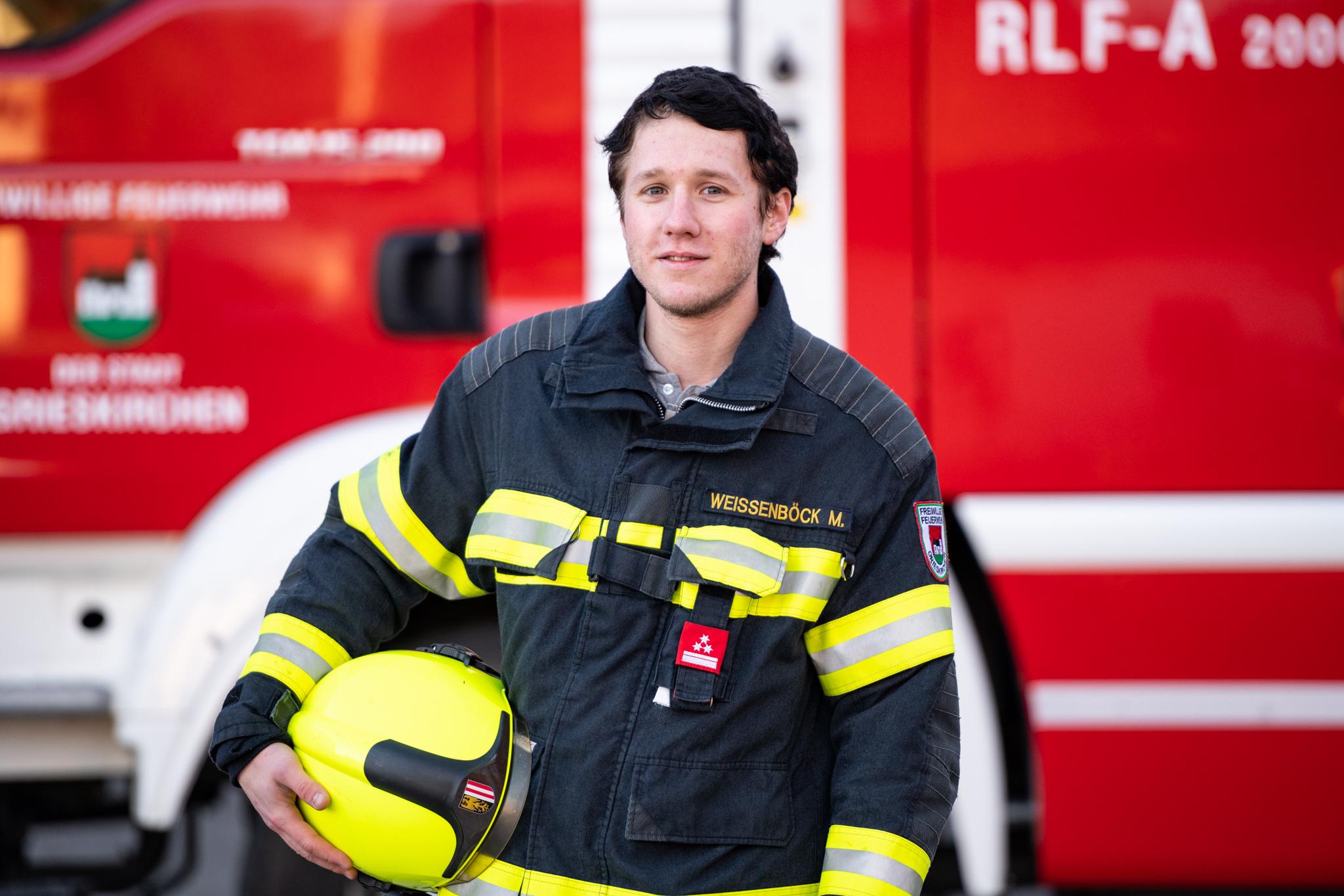 HBM Markus Weissenböck